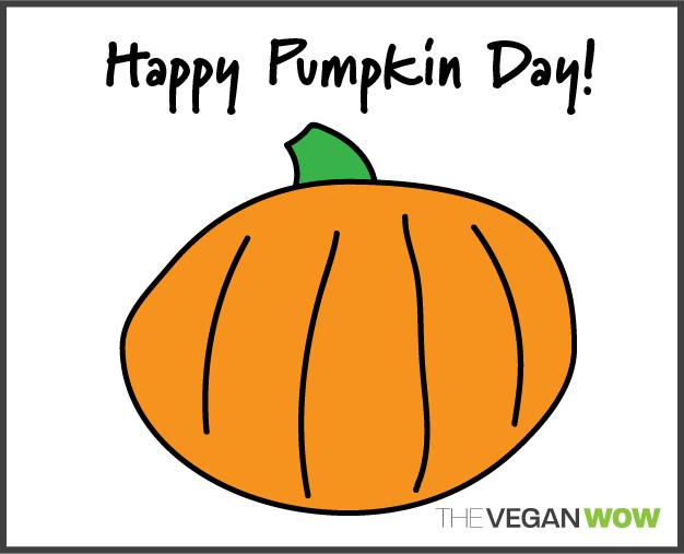 Celebrating National Pumpkin Day The Vegan Wow