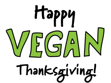 Happy Vegan Thanksgiving